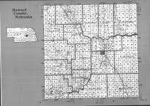 Index Map, Howard County 1992